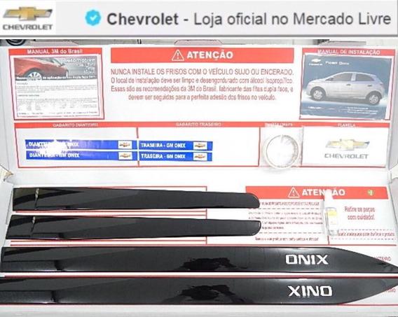 Kit Friso Larteral Onix Preto Meet 98594060