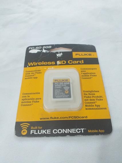 Fc-sd 8gb Fluke Wireless Card