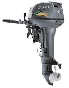 Motor De Popa Yamaha 15 Hp Mod. Gmhs # Moto Oeste #