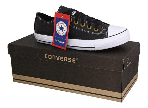Tenis Converse All Star Ct As European Foto Original