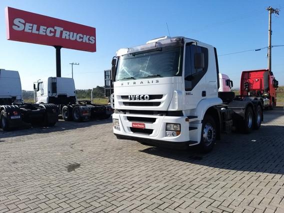 Iveco Stralis 380 6x2 - Selectrucks