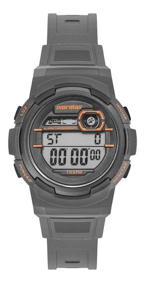 Relógio Unissex Mormaii Fun Cinza Mo3660aa/8c