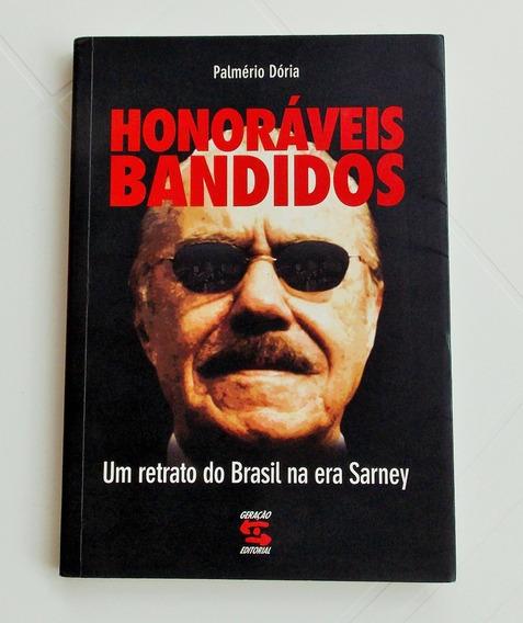 Livro: Honoráveis Bandidos