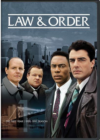 Law E Order 20 Temporadas Legendadas (79 Dvds) + Encarte.