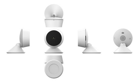 Câmera Inteligente Geonav Full Hd Wi-fi Compatível Com Alexa