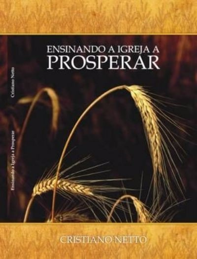 Ensinando Igreja Prosperar Livro Cristiano Netto Finanças