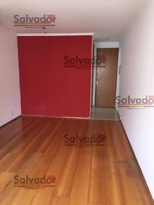 Apartamento Para Venda, 3 Dormitórios, Jardim São Savério - São Paulo - 6518