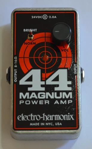 Pedal 44 Magnum Power Amp. Importador Autoriz. E.  Harmonix.
