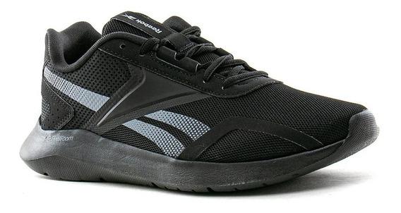 Zapatillas Reebok Energy Lux 2.0 Running Hombre Negra