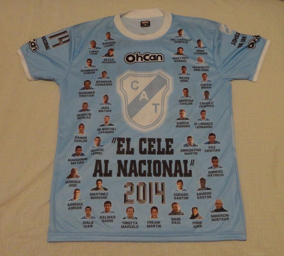 Camiseta De Temperley Ascenso 2014 Marca Ohcan, Talle S