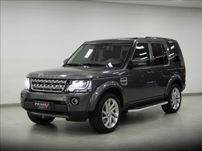 Land Rover Discovery 4 Land Rover Discovery 4 Hse Diesel V6