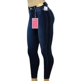 Calça Sawary Jeans Hot Pants Cintura Alta Valoriza Bumbum