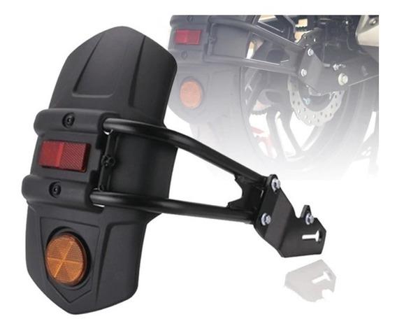 Para Lama Anti Spray Traseiro Universal Motocicleta Moto Top