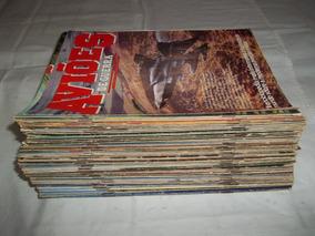 Coleção Aviões De Guerra Incompleta Com 77 Revistas
