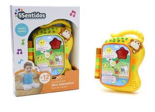 Libro Interactivo - Baby Innovation