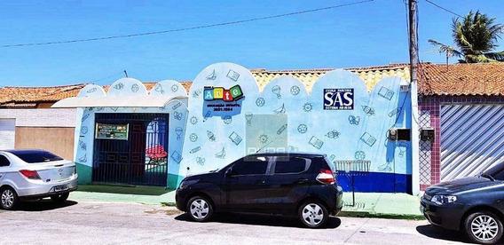 Terreno À Venda Para Investidor, 401 M² Por R$ 450.000 - Cidade Dos Funcionários - Fortaleza/ce - Te0078
