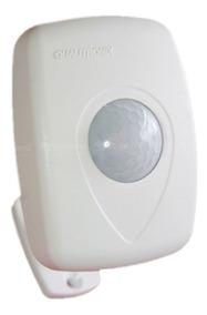 Sensor Presença Teto Sobrepor Fotocélula 360° Qa23m 3 Fios