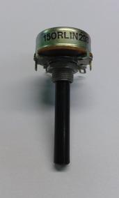 Potenciômetro Sem Chave 150r Constanta
