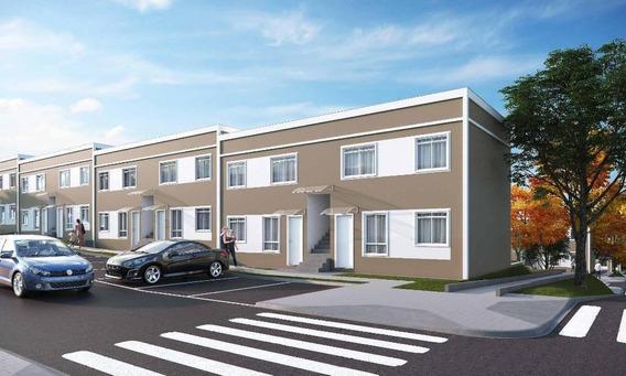 Apartamento Em Jardim Campo Verde, Almirante Tamandaré/pr De 40m² 2 Quartos À Venda Por R$ 133.000,00 - Ap457440