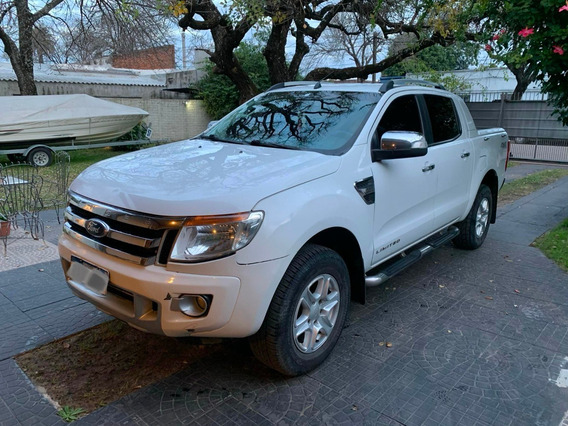 Ford Ranger 4x4 Diesel 3.2 Limited Automatica Super Full