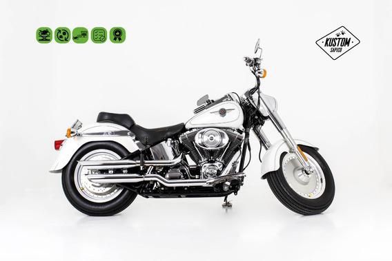 Harley Davidson Fat Boy Flstf 2000