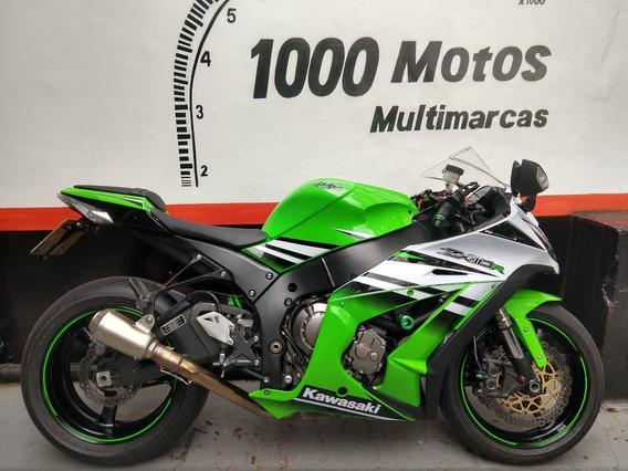 Kawasaki Zx 10 R Abs 2015
