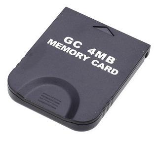 Cartão De Memória De 4 Mb Para Nintendo Wii Gamecube Gc