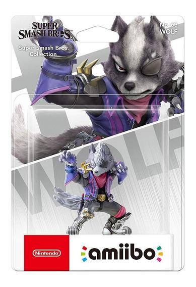 Amiibo Wolf - Super Smash Bros Ultimate