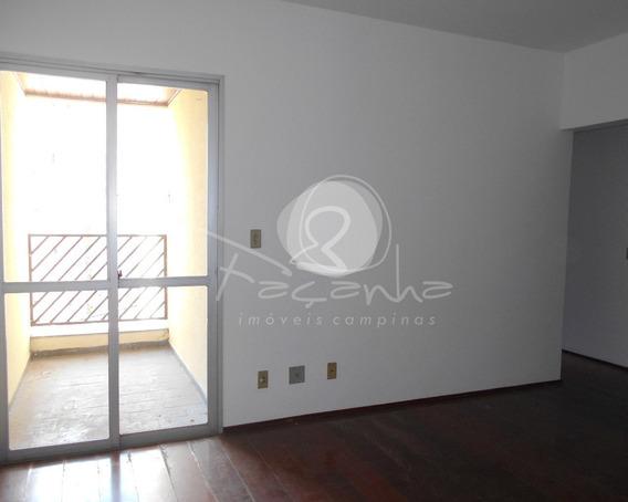 Apartamento Para Venda No Centro Em Campinas - Imobiliária Em Campinas - Ap03210 - 34582009