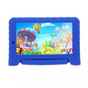 Tablet Multilaser Kid Pad Plus Nb278 7 Bluetooth Câmeras