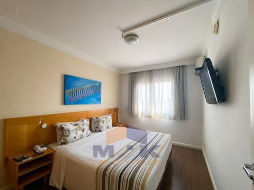 Flat 1 Dormitório No Hotel Marsala Em Mogi Das Cruzes -955