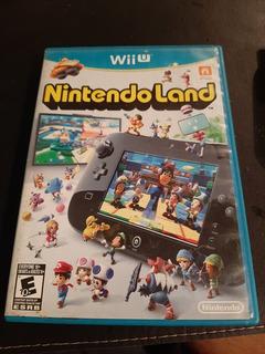 Juego Nintendo Land Wiiu