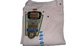 Calça Wrangler Cowboy Slim Fit -14mwz - Frete Grátis - R0009