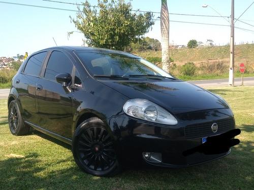 Imagem 1 de 15 de Fiat Punto 2010 1.4 Elx Flex 5p