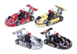 Karting P Back Welly Lionels 2670