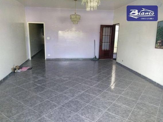 Casa Comercial Para Locação, Macedo, Guarulhos. - Ca0739