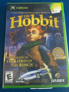 The Hobbit - Xbox Original Classic - Nuevo Y Sellado