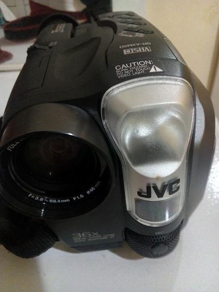 Filmadora Jvc Compact Vhs Vcr