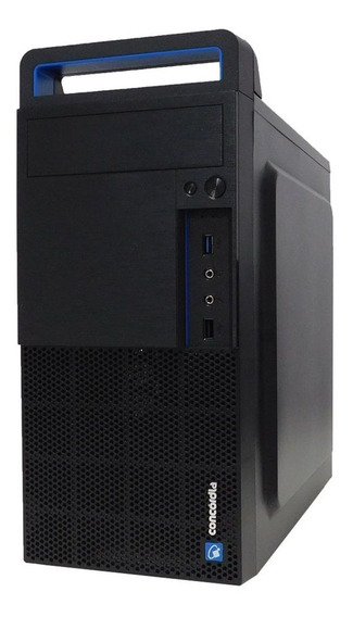 Computador Concórdia I5 9400f Memória 16gb Ddr4 Ssd 240gb