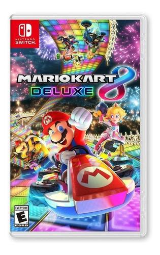 Imagen 1 de 4 de Mario Kart 8 Deluxe - Nsw