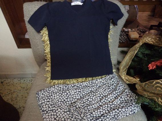 Blusa Y Pantalon Para Dama