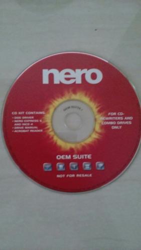Imagen 1 de 1 de Nero Program Cd