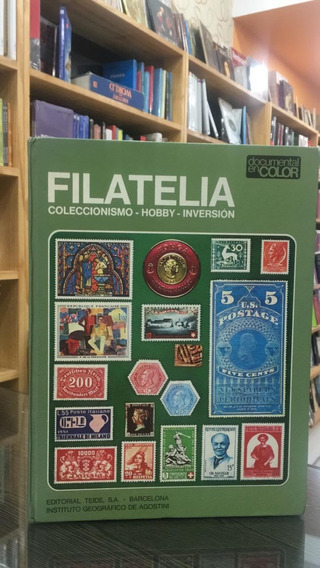 Libro De Filatelia Coleccionismo - Hobby - Estampillas - Lan