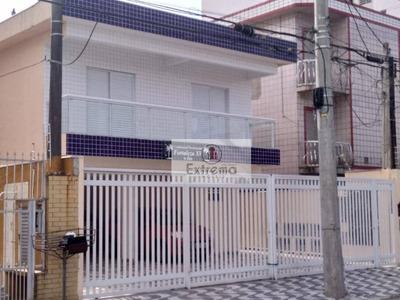 Excelente Oportunidade Casa Com 2 Dormitórios No Jardim Guilhermina Em Praia Grande - Ca0019