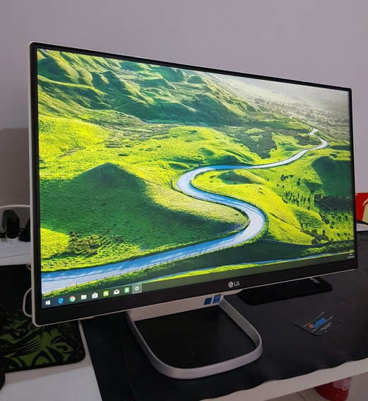 Computador Monitor E Tv All In One Lg Aio 24v550 24p I5