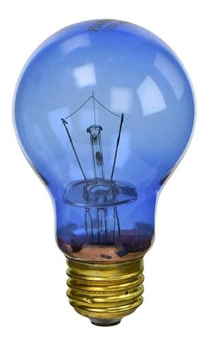 Lâmpada Luz Do Dia Azul Zoomed 25w 110v Daylight Blue Db-25