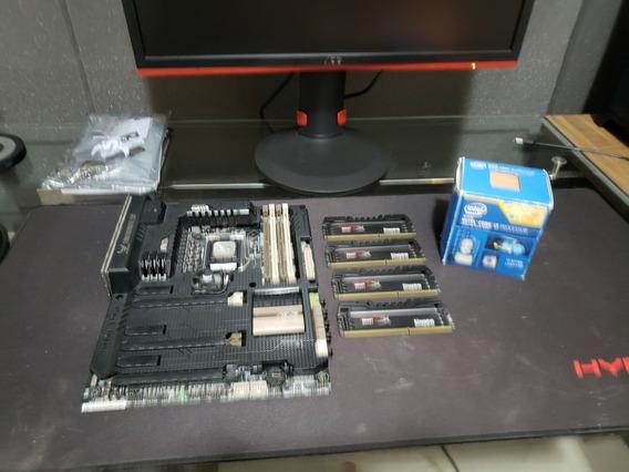 Memória Ddr3 Hyperx Beast 16gb (4x4) 1600#2400