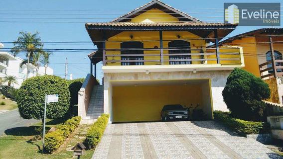Aruã - Casa De Condomínio A Venda - Cidade Parquelandia - Mogi - V638