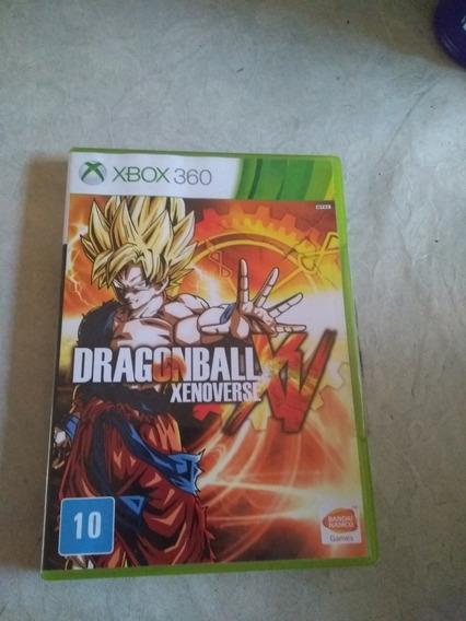 Dragonball Xenoverse Xv Original Midia Fis Xbox 360