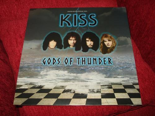 Vinilo Kiss / Gods Of Thunder (nuevo Y Sellado)